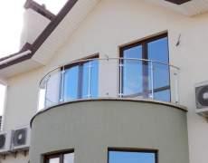 Перила балконные