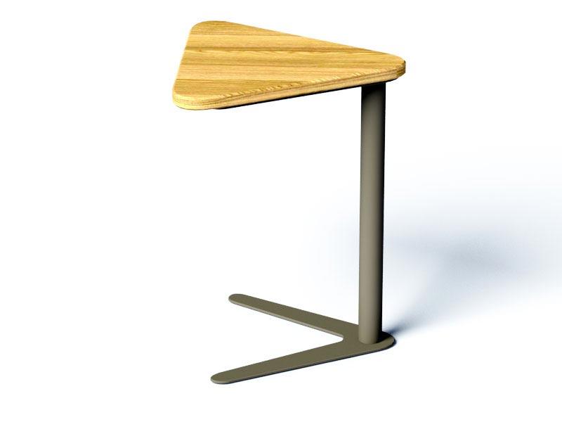 Столик консольный лофт